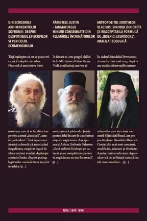 Revista Ortodoxa ATITUDINI nr. 47 coperta 2