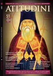 Revista Ortodoxă ATITUDINI nr. 51