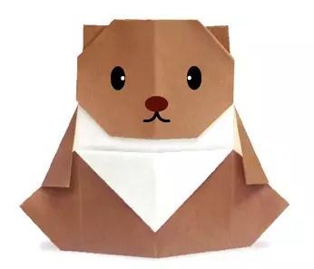 ratinho-origami