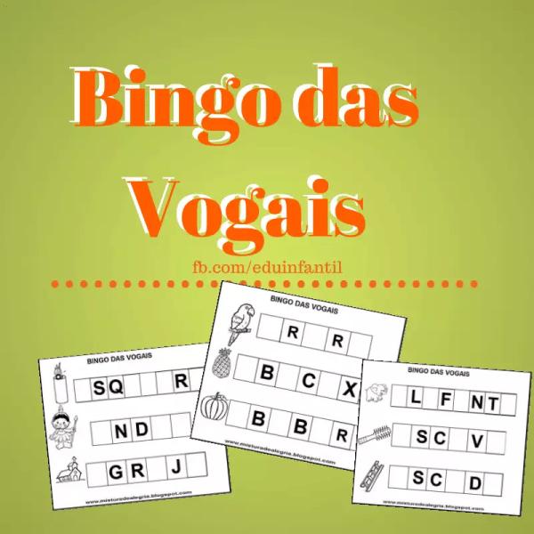 bingo vogal