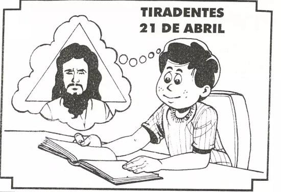 Dia De Tiradentes 21 De Abril Atividades Para Educacao Infantil