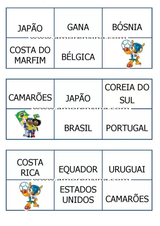 cartela bingo copa5