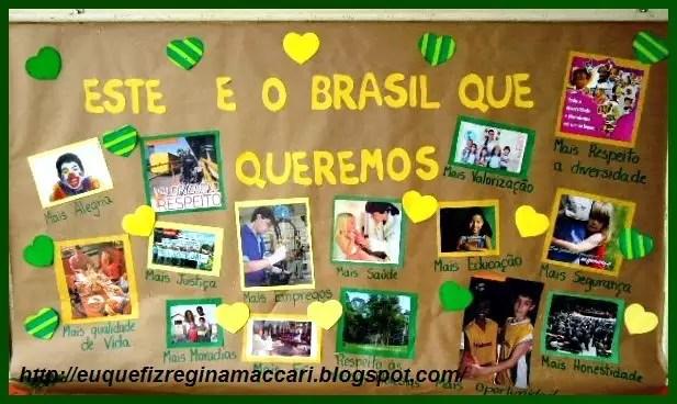 mural eva brasil fotos