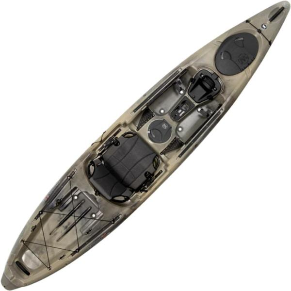 Kenco Outfitters Wilderness Sytems Tarpon 130x Kayak 2016