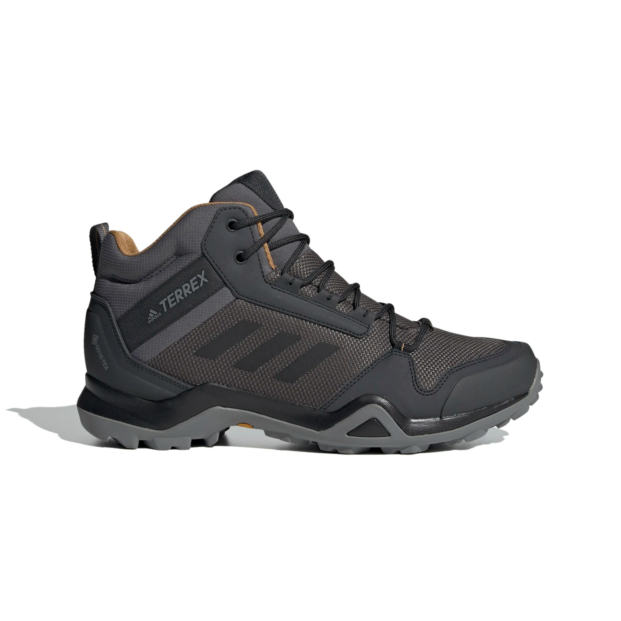 Kenco Outfitters   Adidas Men's Terrex AX3 Mid GTX Shoe