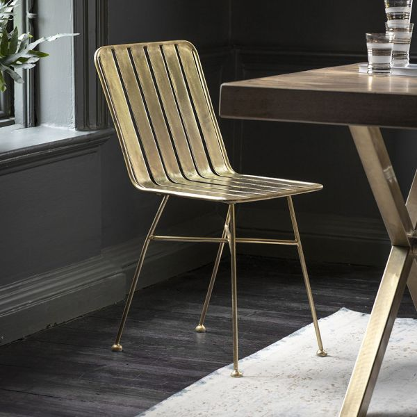 Bastille Chair Atkin And Thyme