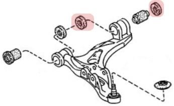 93-95 Rx7 Lower Control Arm Bushing (FD01-34-471A)