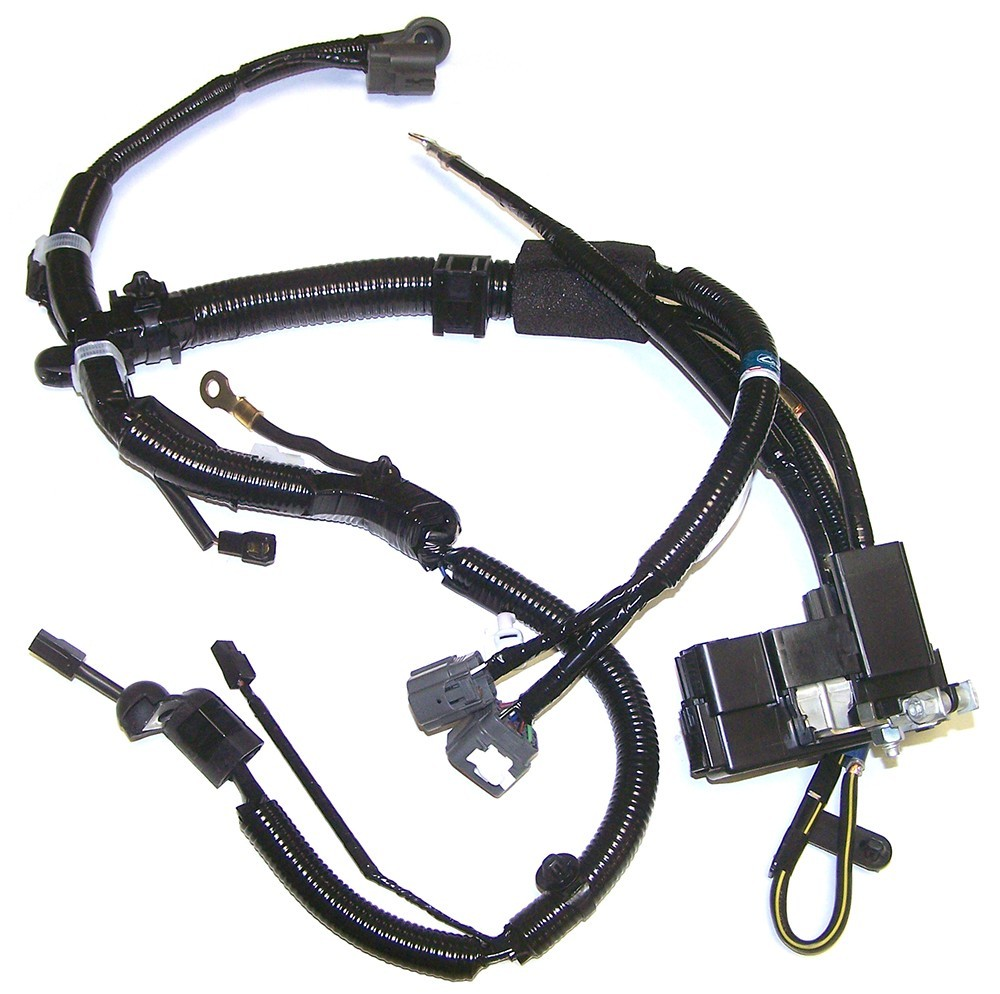 hight resolution of 93 95 rx7 manual battery terminal wire harness fd01 67 070k