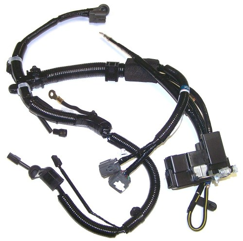 small resolution of 93 95 rx7 manual battery terminal wire harness fd01 67 070k