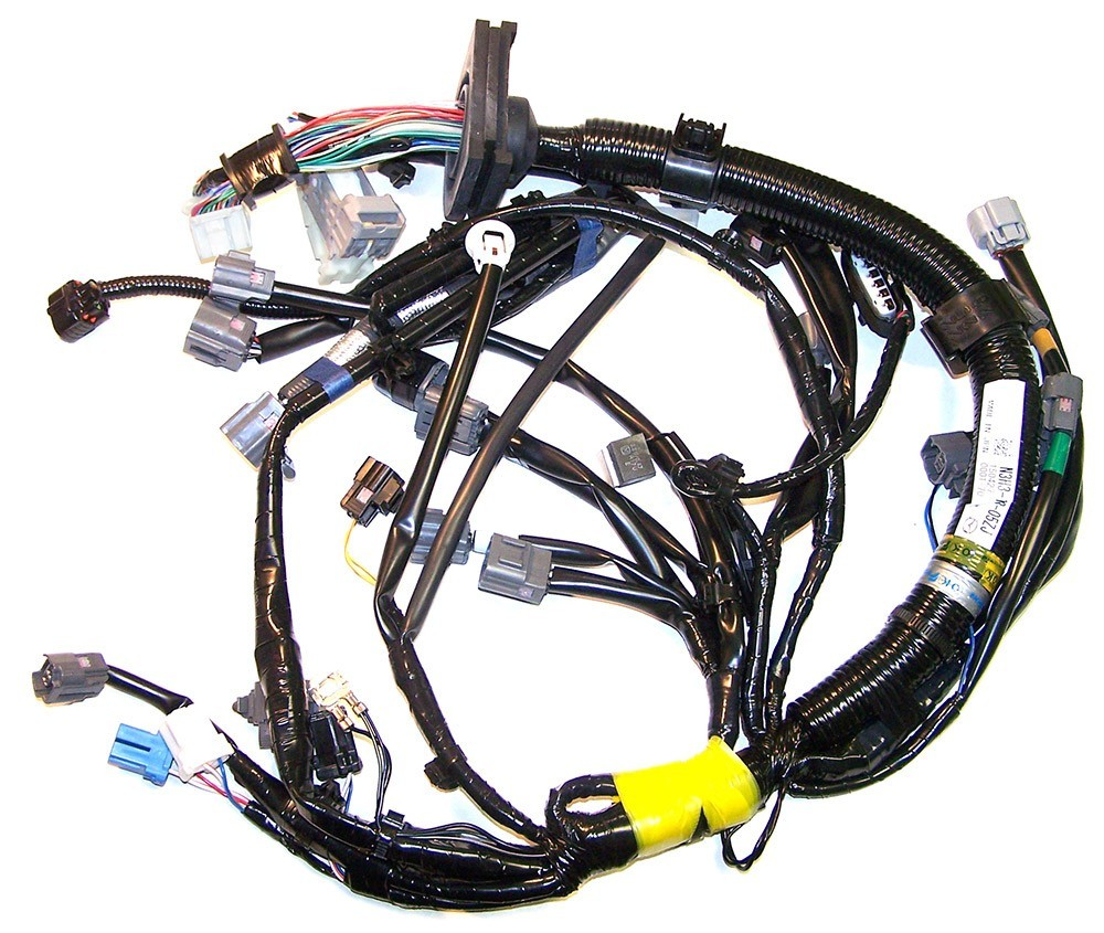 hight resolution of 04 08 rx8 engine wiring harness n3h3 18 05zj rh atkinsrotary com rx8 wiring harness diagram metra rx8 wiring harness
