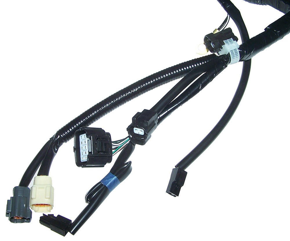 hight resolution of  93 95 rx7 manual engine wiring harness n3a1 18 05zg