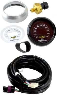 pricol oil pressure gauge wiring diagram 2002 chevy suburban parts aem sensor block 150psi digital 30 4407 location