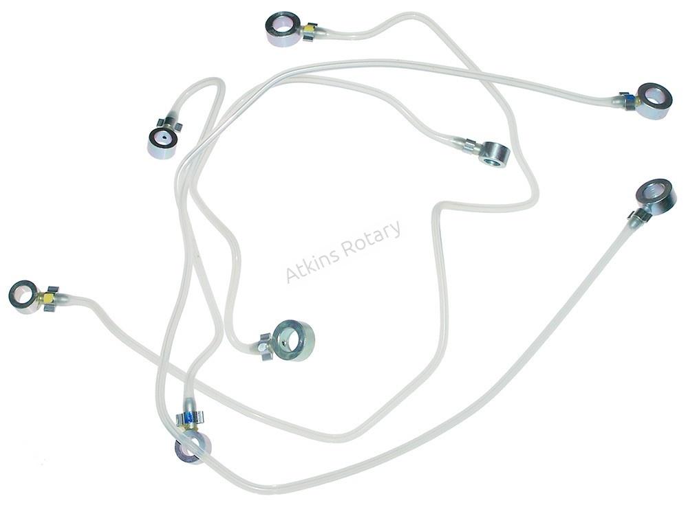 89-91 N/A Rx7 Oil Metering Line Kit (ARE106)