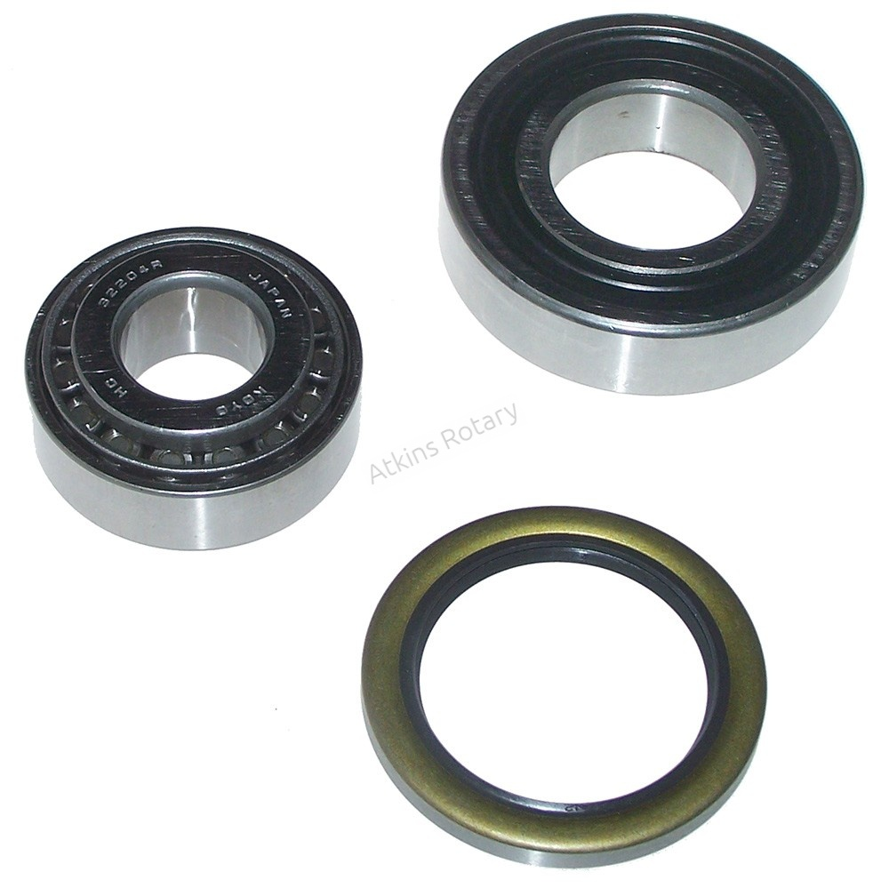 hight resolution of 84 85 rx7 front wheel bearing kit are78