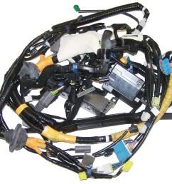 1993 rx7 front wiring harness fd01 67 010j  [ 2000 x 1834 Pixel ]