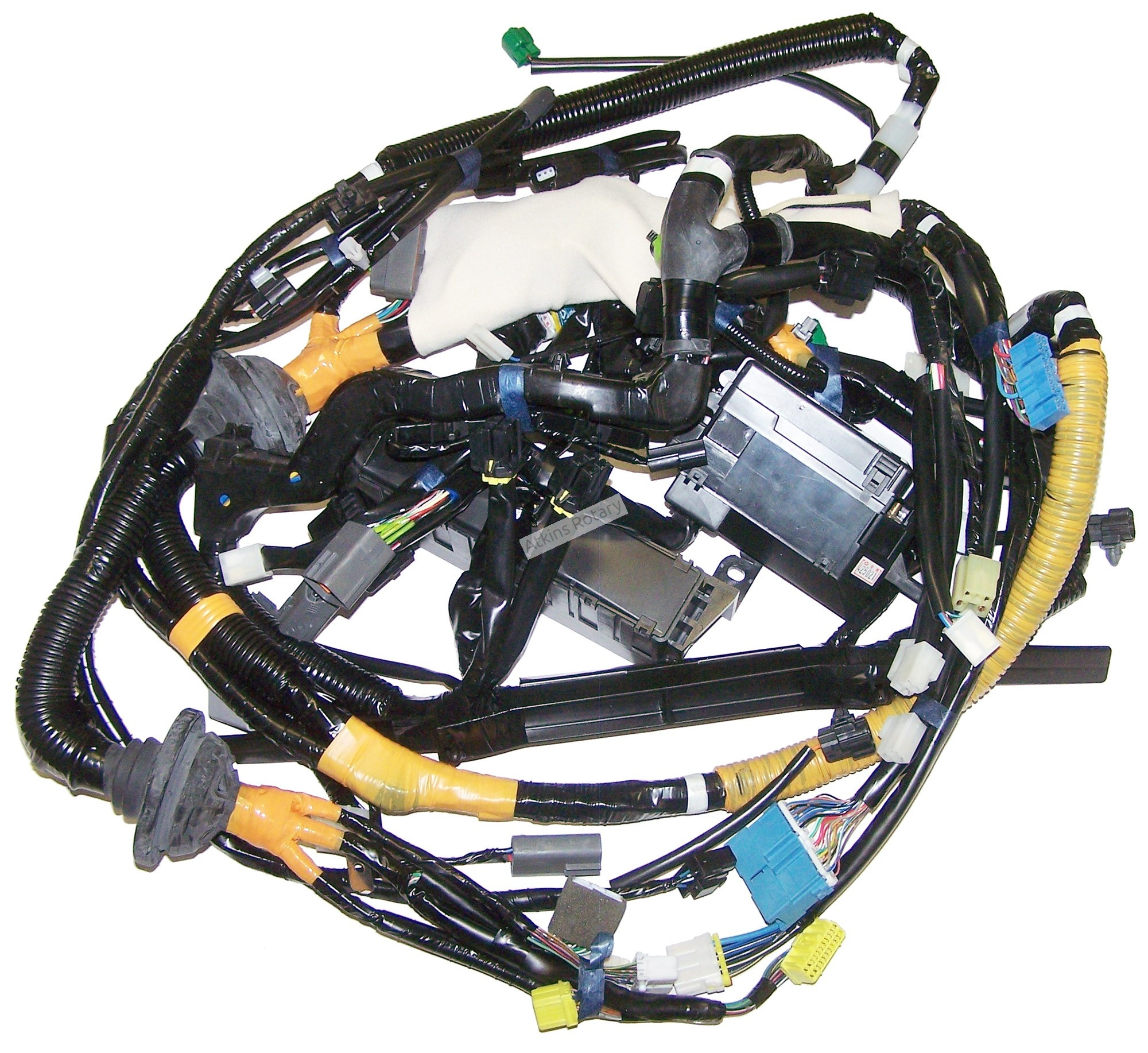 hight resolution of 1993 rx7 front wiring harness fd01 67 010j