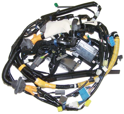 small resolution of 1993 rx7 front wiring harness fd01 67 010j