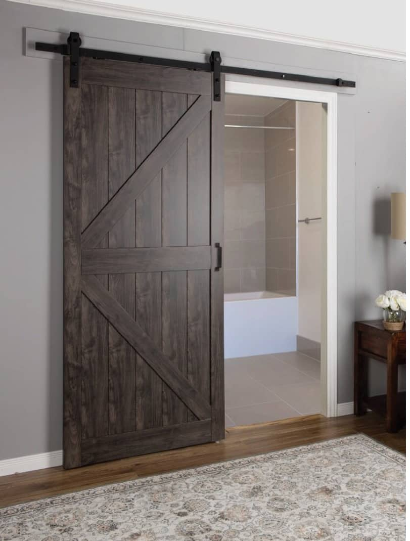 Farmhouse Style Sliding Barn Doors and Where to Find Them