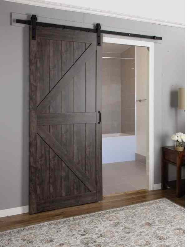 Farmhouse Style Sliding Barn Doors And Find