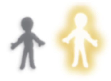 Человек... Чёрные и светлые люди. А кто вы?..