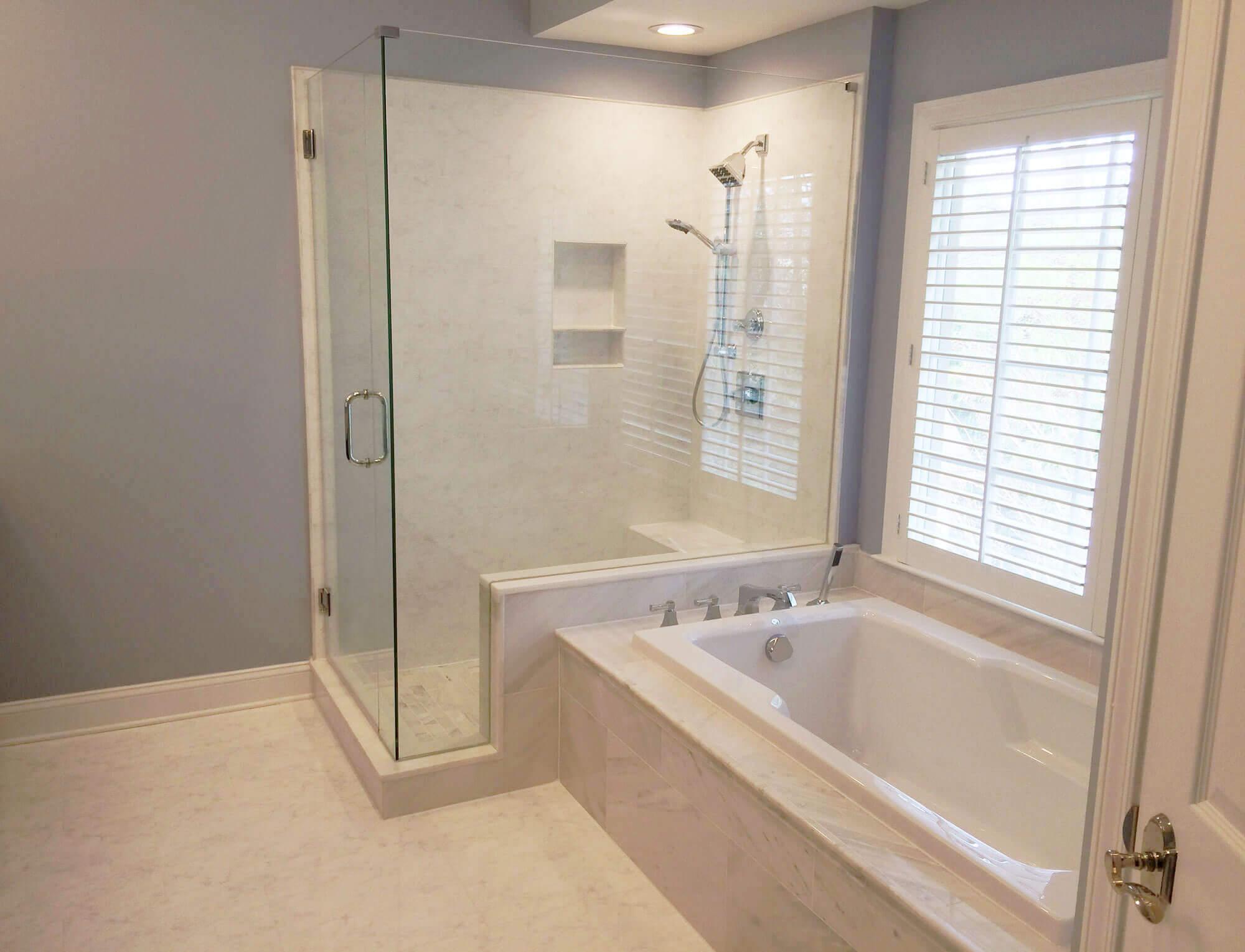 Dream Bathroom Remodel Atlanta Area Building Remodeling