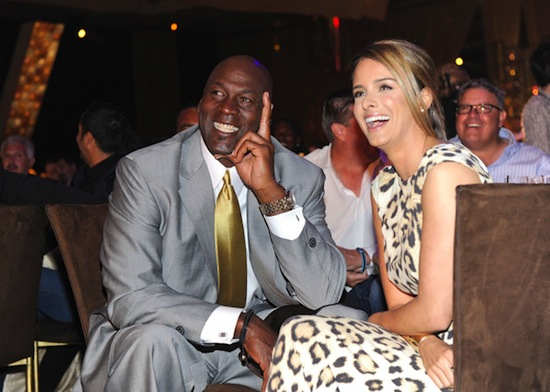 Michael Jordan breaks another record, married in worlds largest wedding tent