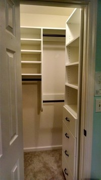 Small Walk-In Closets | Atlanta Closet