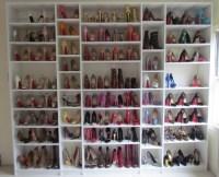 Shoe Storage | Atlanta Closet