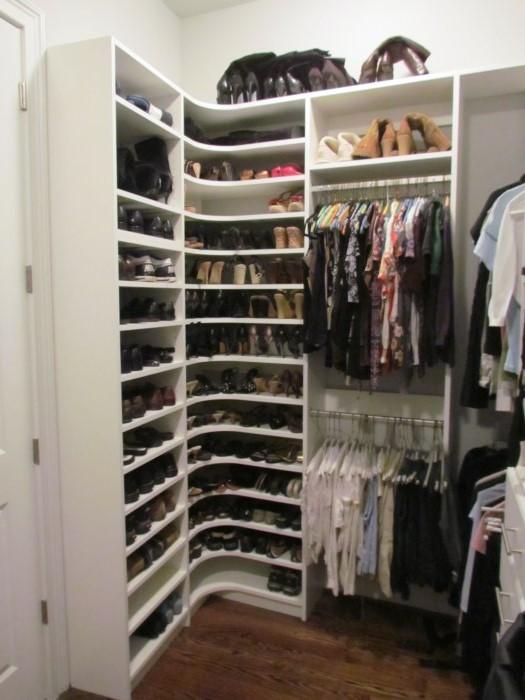 Atlanta Closet  Storage Solutions Corners