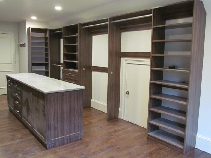 Atlanta Closet & Storage Solutions Sloped Ceilings