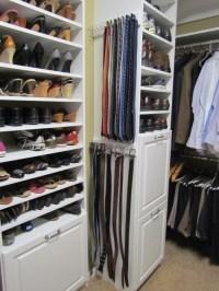 Atlanta Closet & Storage Solutions Belts & Ties