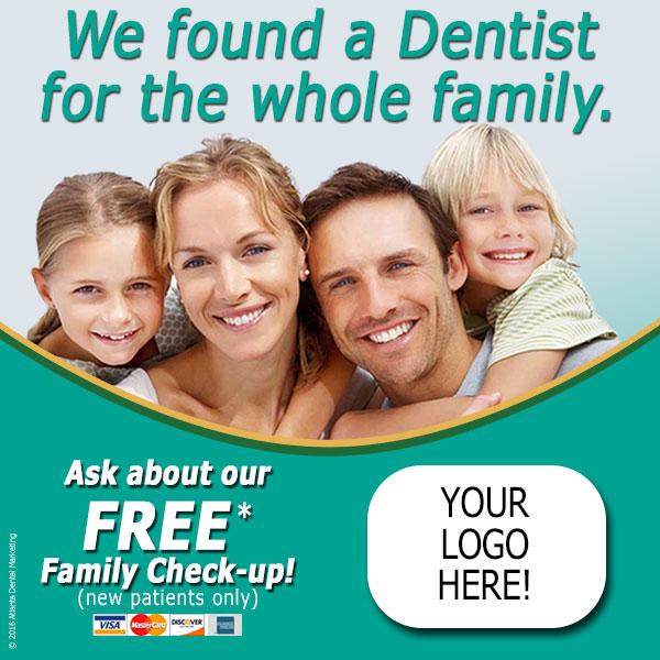 Advertisment for Dental Practice