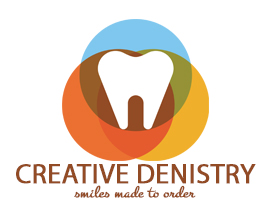 logo for creative dentistry