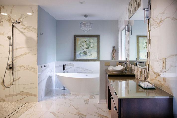 Bathroom Remodeling Gallery  Atlanta Design  Build