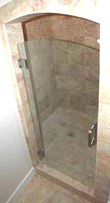 Single Shower Door