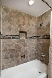 How To Tile A Bathtub Area | Home Improvement
