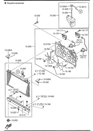 2006 Ford Escape Thermostat Location | Wiring Source