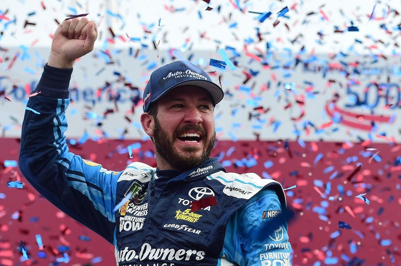 NASCAR Playoffs In Full Swing Track Blog Media