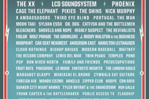 2017 Shaky Knees Festival Lineup is HERE!