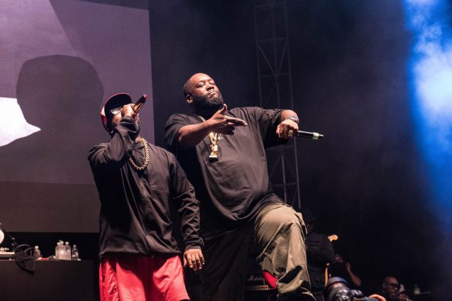 Big Boi and Killer Mike