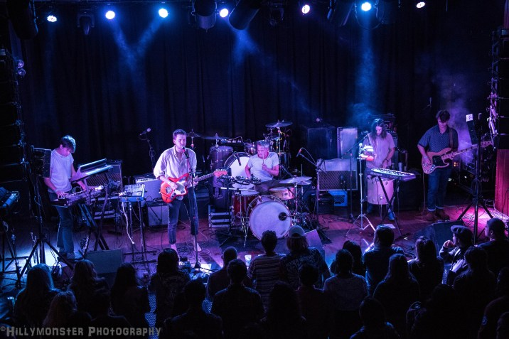 Muic Review: DOTS Live at Standard Electric