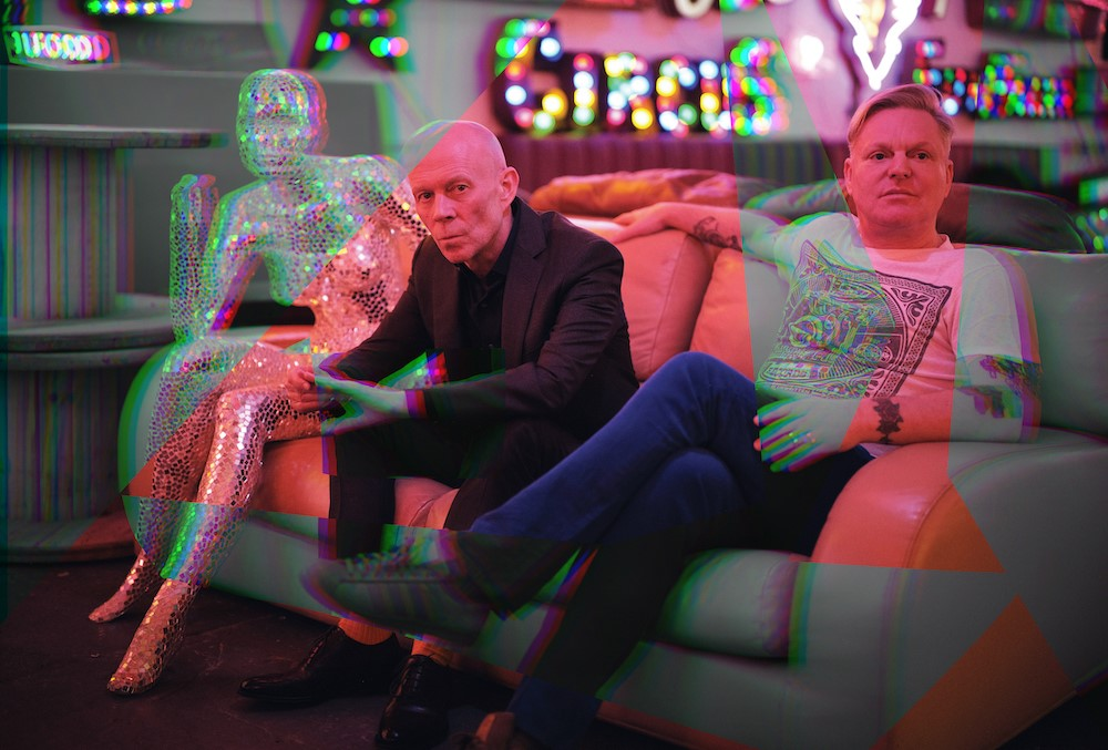 ERASURE ANNOUNCE THE NEON REMIXED OUT JULY 30