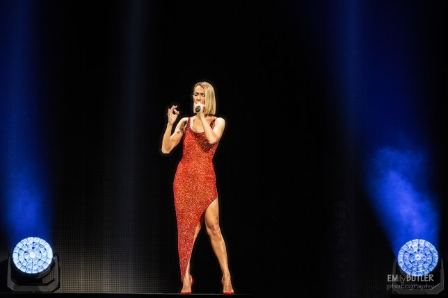 Celine Dion - State Farm Arena - 2020 - © EMily Butler Photography