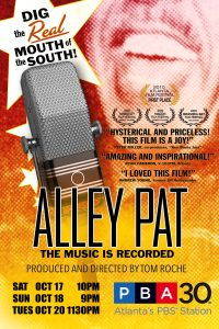 ALLEY PAT POSTER WABE