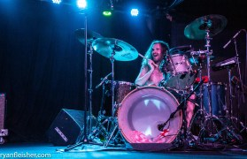 Black Pistol Fire @ The Loft, May 4 2019 - Shaky Knees Late Night