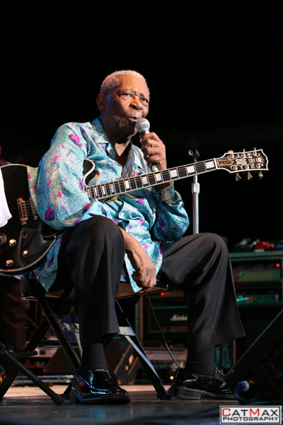 CatMax Photography – BB King – Peter Frampton – Verizon Wireless – GA-7716