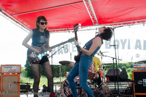 Girl NC Rock Day Party