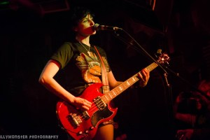 Photobook: Ex Hex, Birds of Avalon, Motherfucker @ The Drunken Unicorn 1/5/15
