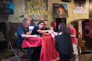Garbage - Book Signing
