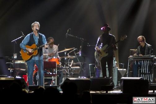 Eric Clapton Gwinnett Center